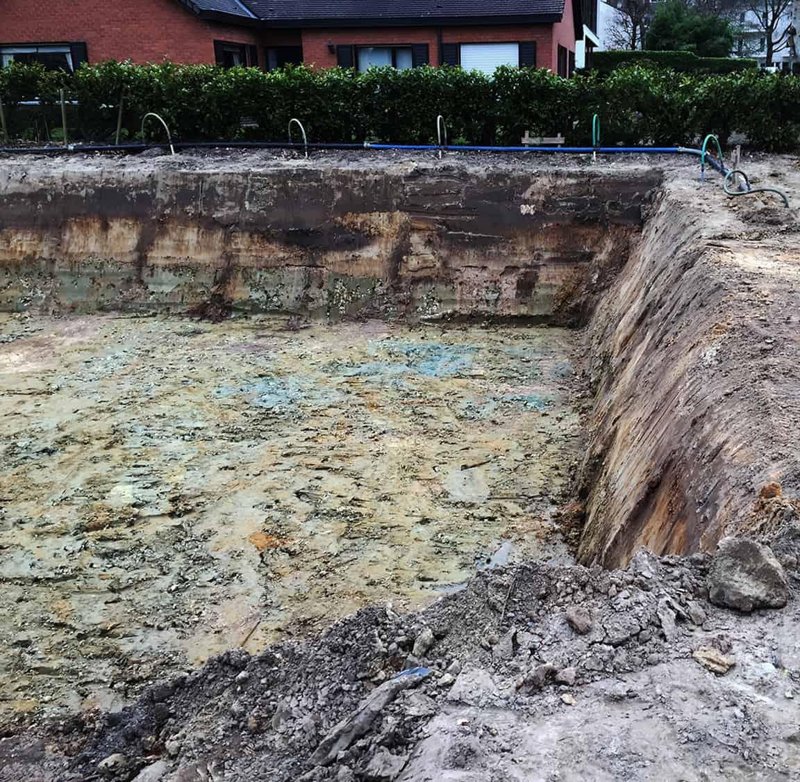 Grondwaterverlagingen Boringen Librecht